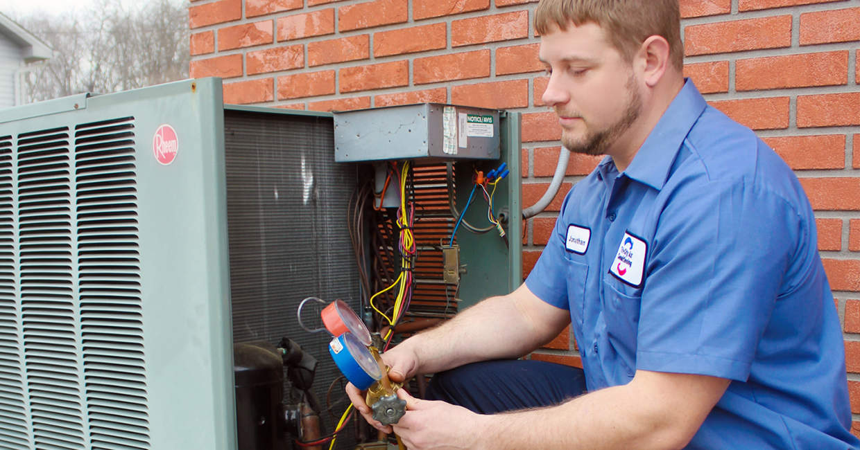 Tri-Cities Air Conditioning - Air Conditioning & Heat Pump Repair & Installation